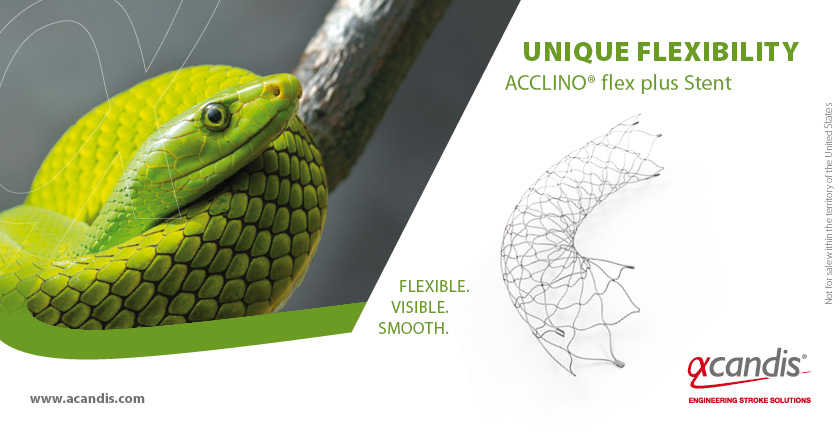 ACCLINO® flex plus Banner